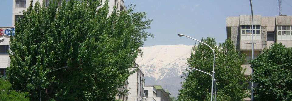 Teheran – eine pulsierende Hauptstadt