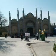 Ghazwin, ganz in der Nähe von Teheran