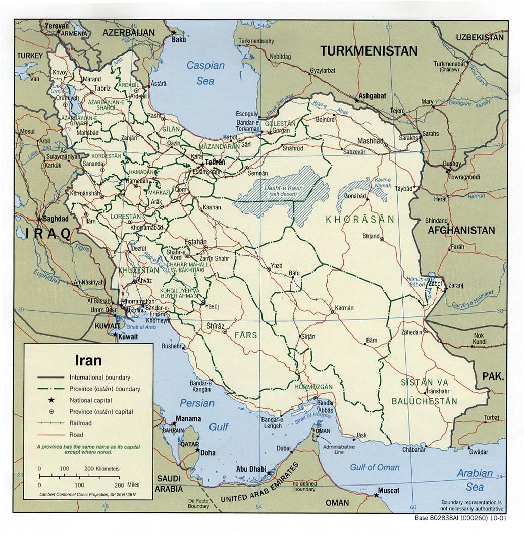 Iran Karte Deutsch.Landkarten Iran Wissen De