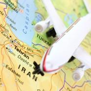 Nach Iran fliegen mit Germania