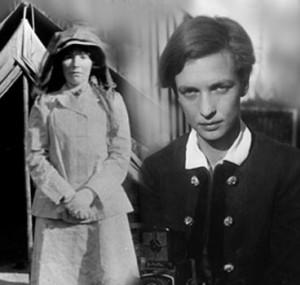 Gertrude Bell und Annemarie Schwarzenbach