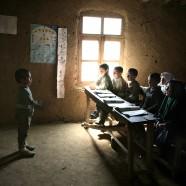 Abenteuerliche Schulwege für iranische Kinder