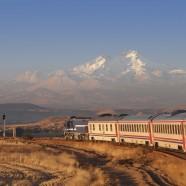 Sonderzugreise durch den Iran