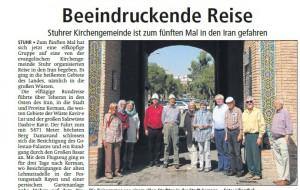 kreisblatt-iran-reise