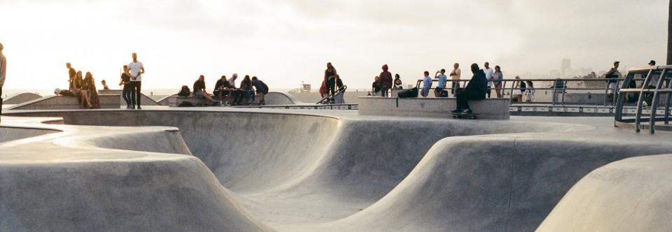 Skateboard fahren in Iran
