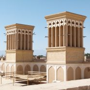 Planung: Neues Museum in Yazd
