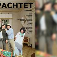 Deutschsprachige Theateraufführung in Teheran