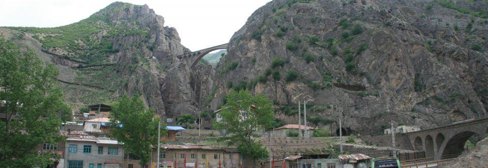 Eine der ältesten Zugstrecken überhaupt – Teheran nach Sari
