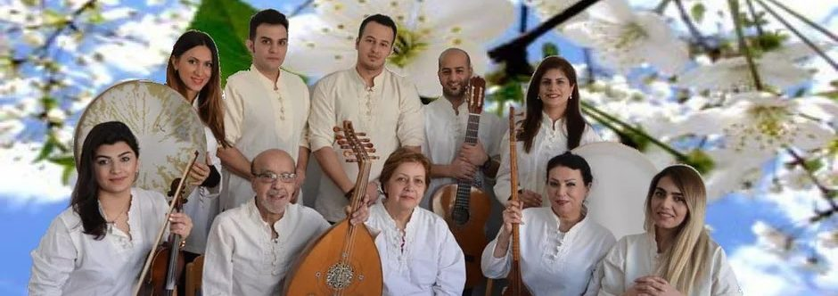 Noruz Feier 2019 vom Deutsch-Persischen Kulturverein Barbat