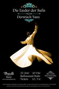 Die Lieder der Sufis mit Derwisch Tanz @ Rathaussaal Stuhr