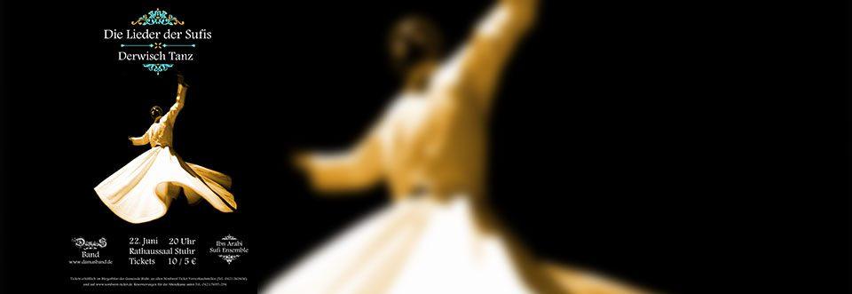 Die Lieder der Sufis mit Derwisch Tanz