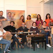 Sommerfest in Stuhr mit der Pop-Gruppe des Deutsch-Persischen Kulturvereins BARBAT e.V.