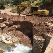 Hochwasserkatastrophe in IRAN – Unwetter in Iran – Land unter …