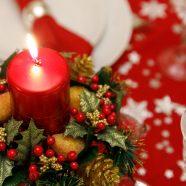 Ein besinnliches Weihnachtsfest und alles Gute für das Neue Jahr 2020