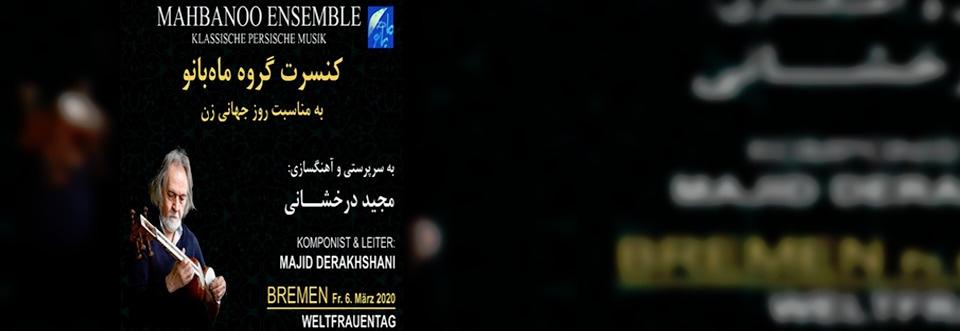 Mahbanoo Ensemble – Klassische persische Musik