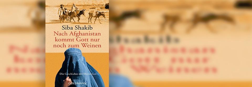 """Buchvorstellung: """"Nach Afghanistan kommt Gott nur noch zum Weinen"""""""