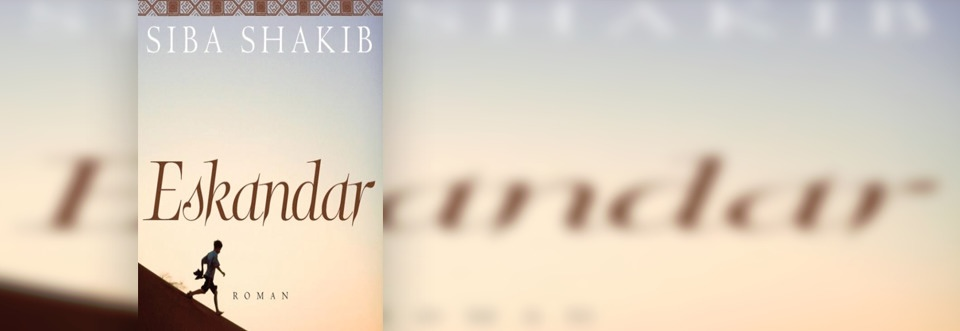 "Buchvorstellung ""Eskandar"" von Siba Shakib"